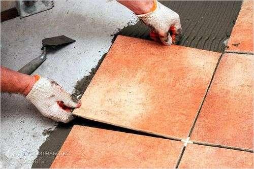 Можно ли клеить плитку на раствор цементный заводы строительных растворов