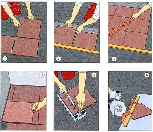 Можно ли класть плитку на пол на цементный раствор строительные растворы приготовление классификация